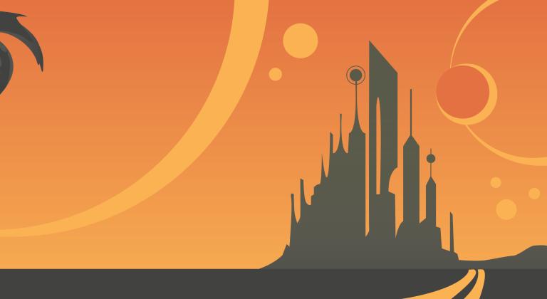 Sci-Fi/Fantasy Genre header